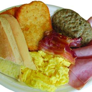 Mega Loca Breakfast Platter